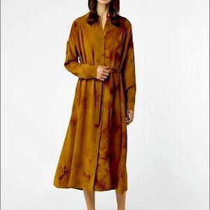 OAK + FORT tie dye dress- beautiful!